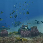 フォーエバーブルー海の呼び声画像(ゲーム内写真)63枚…と、海のいきもの雑談